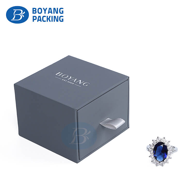 customized jewellery gift boxes factory