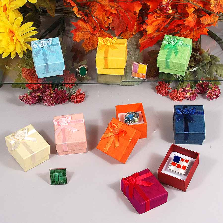 color jewelry box wholesale
