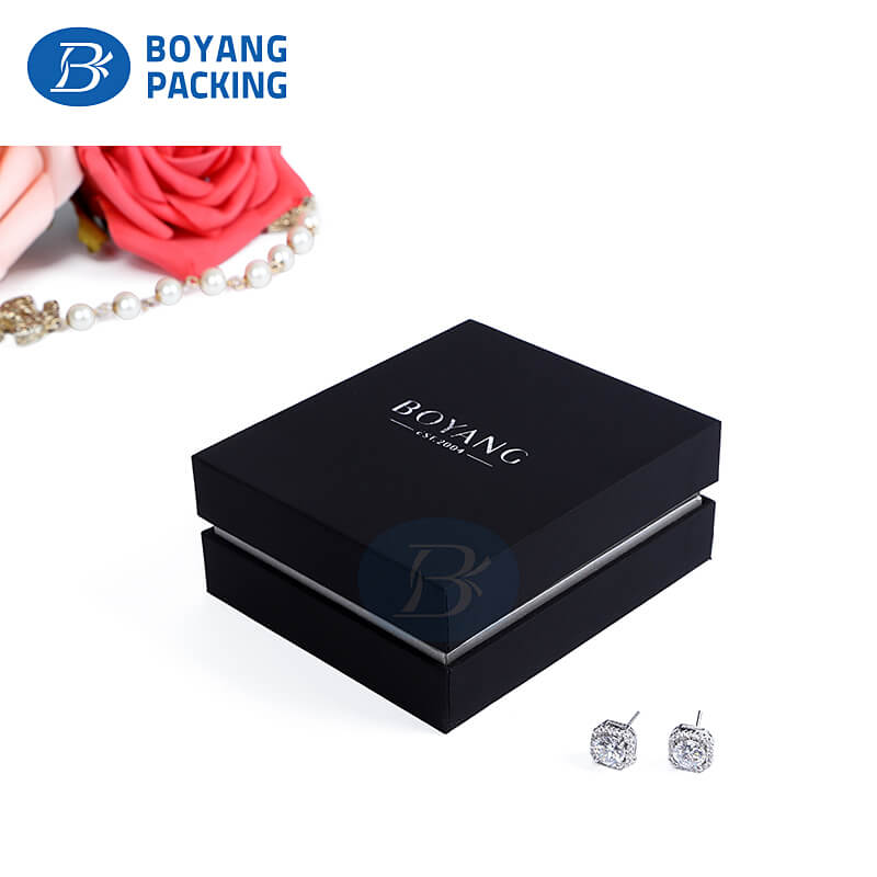 Jewelry boxes packaging supplies, earring boxes wholesale