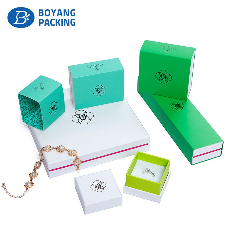 design jewelry boxes set