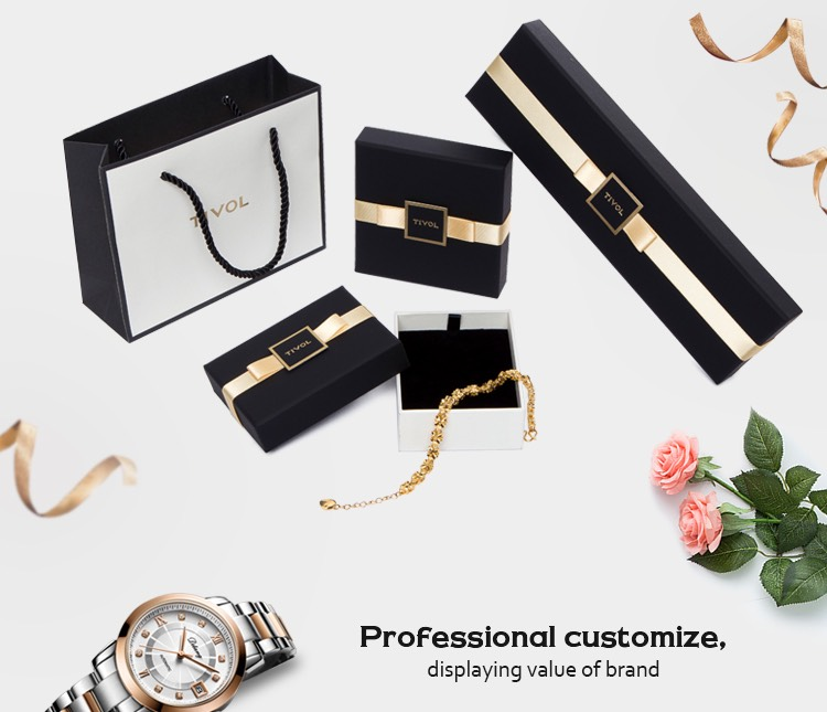 paper jewelry box manufacturers