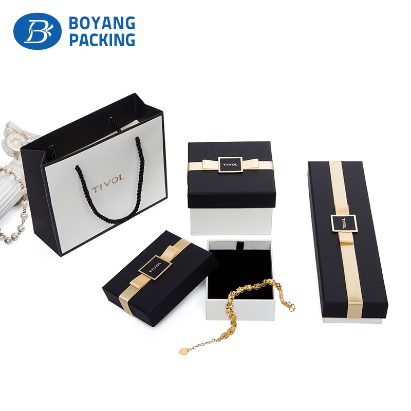 jewelry packaging boxes manufacturers