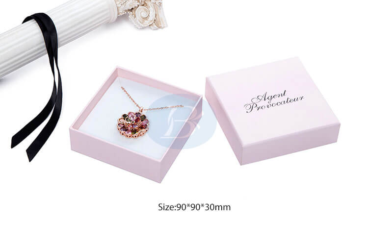 luxury paper pendant packaging boxes china