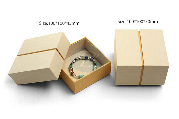luxury design bracelet boxes factory