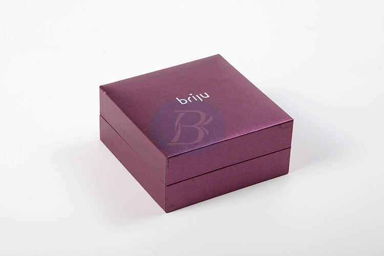 purple plastic bracelet jewelry boxes wholesale factory