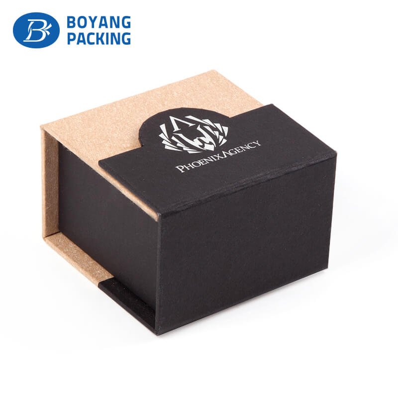 custom watch paper box