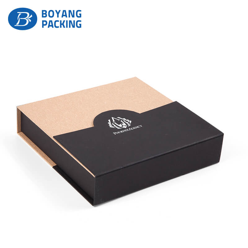 custom pendant paper box