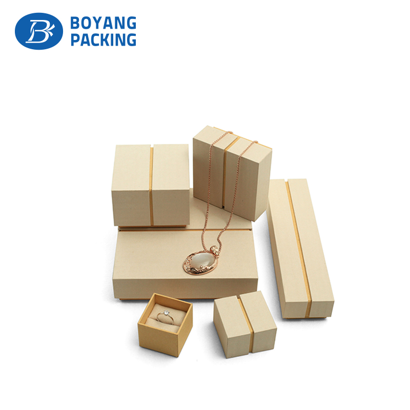 luxury design ring boxes factory