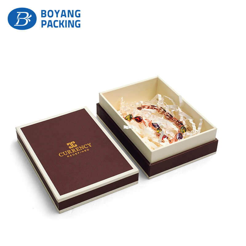 bracelet jewelry box factory