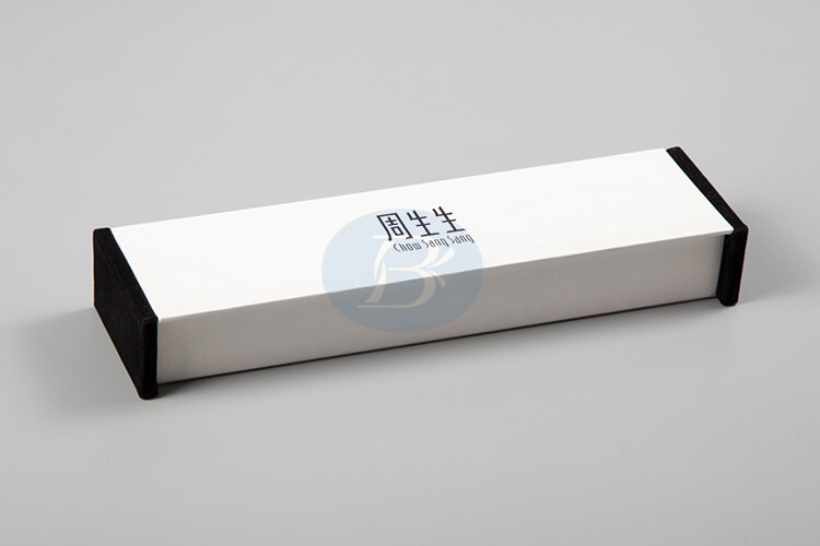 custom paper box with your own logo