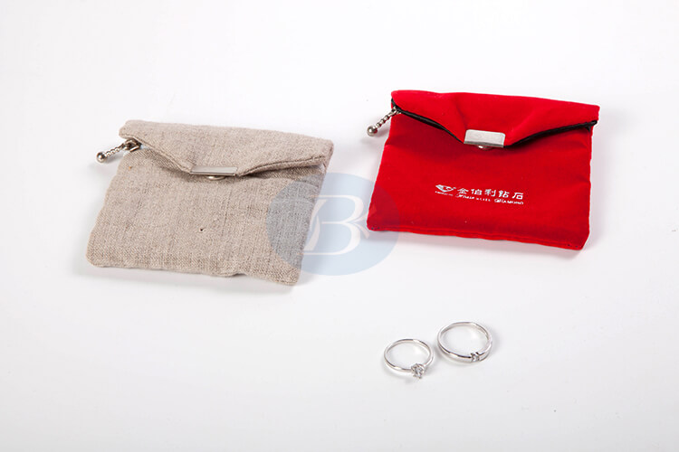 How to choose quality jewelry pouch?