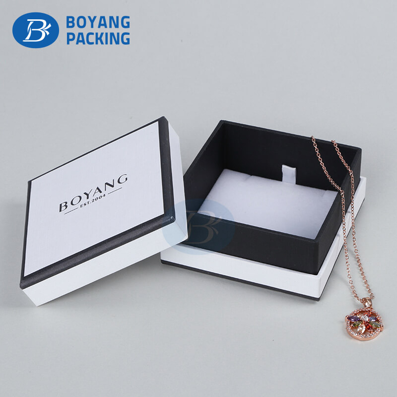 custom jewelry gift box