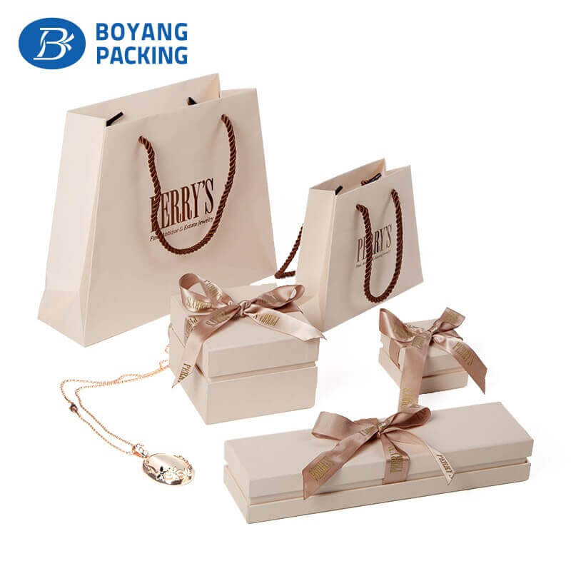 The best paper jewelry packing supply manufacturer