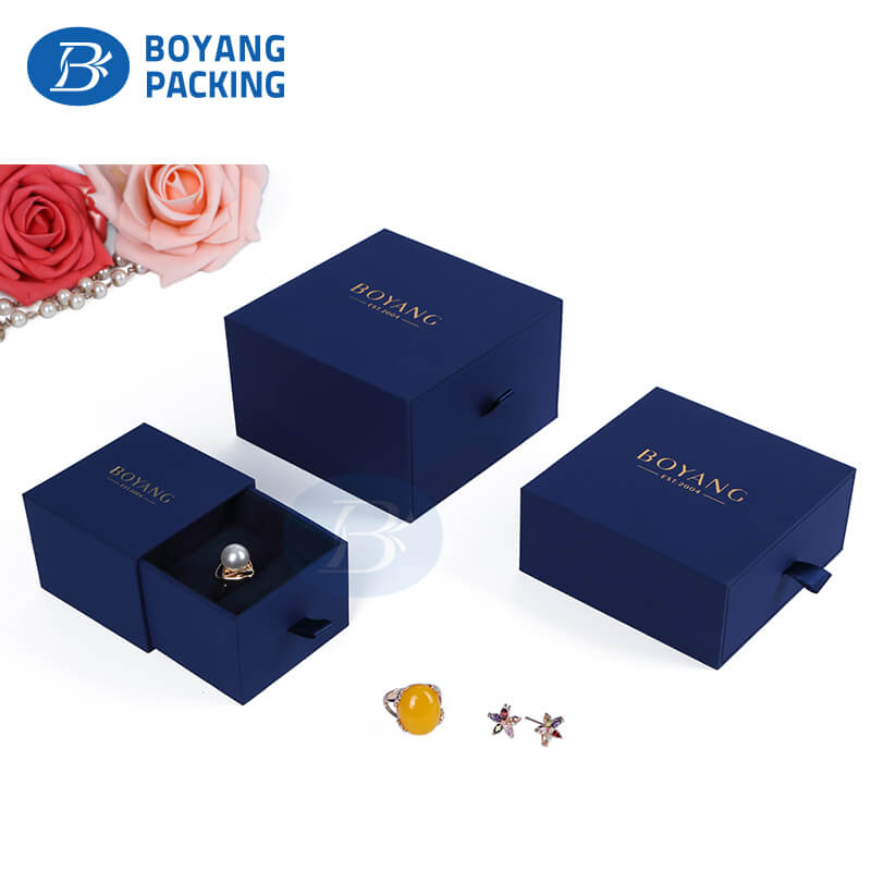 jewellery packaging manufacturers