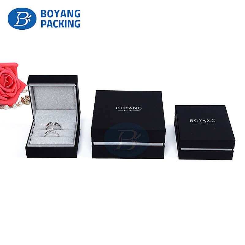 modern jewelry box manufacturers