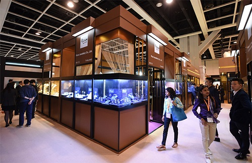 2019 Hong Kong International Jewellery Show