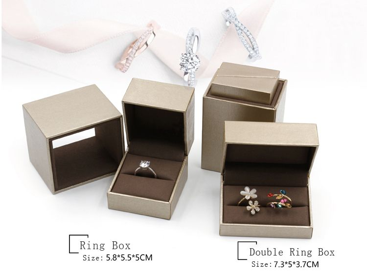 Why do you choose the flip box for the wholesale ring boxes?