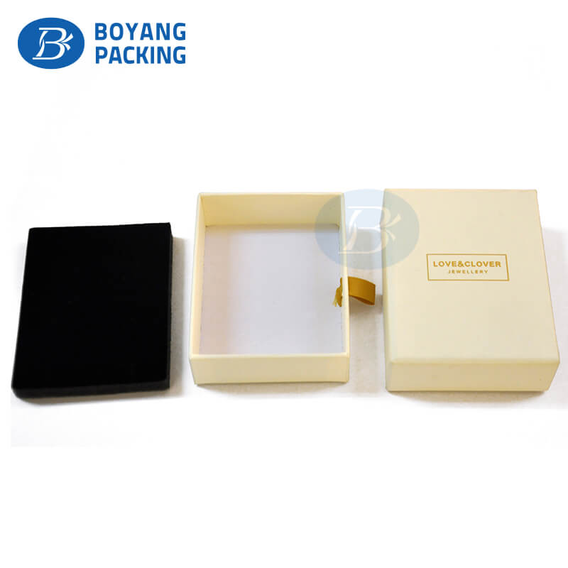 paper jewelry packaging boxes